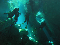 Mexique, Cenotes