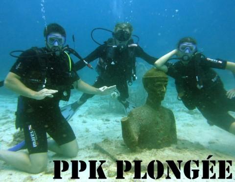 Nicolas Karabatic - PPK Plongée Guadeloupe