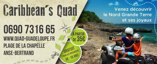PPK Guadeloupe Quad