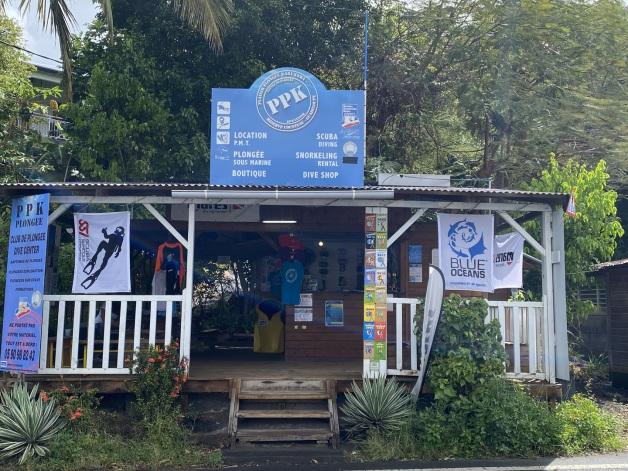 Plongée Guadeloupe, Réserve Cousteau,  PPK Plongée Guadeloupe