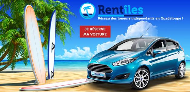 Location de voiture en Guadeloupe